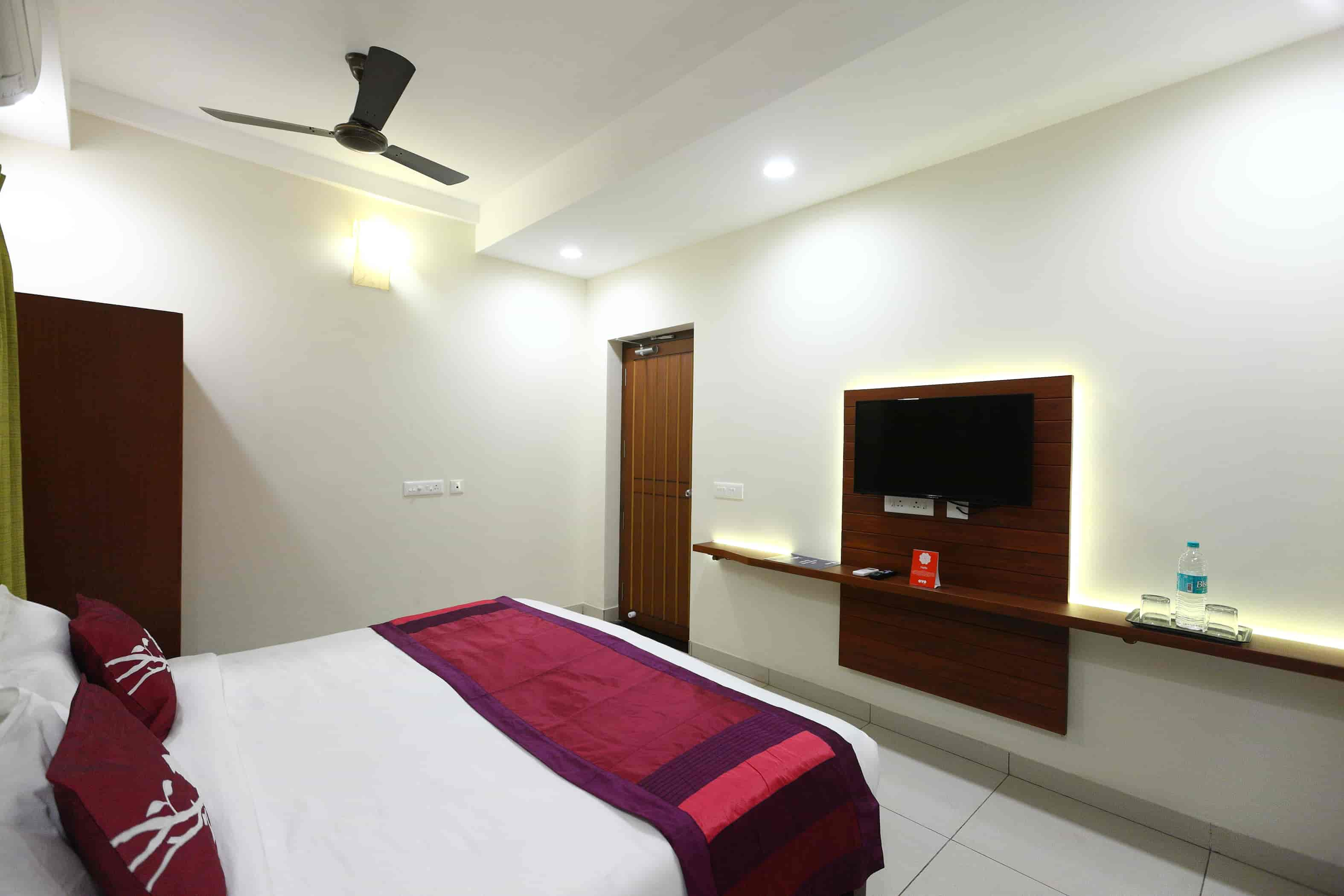 raj residency rooms