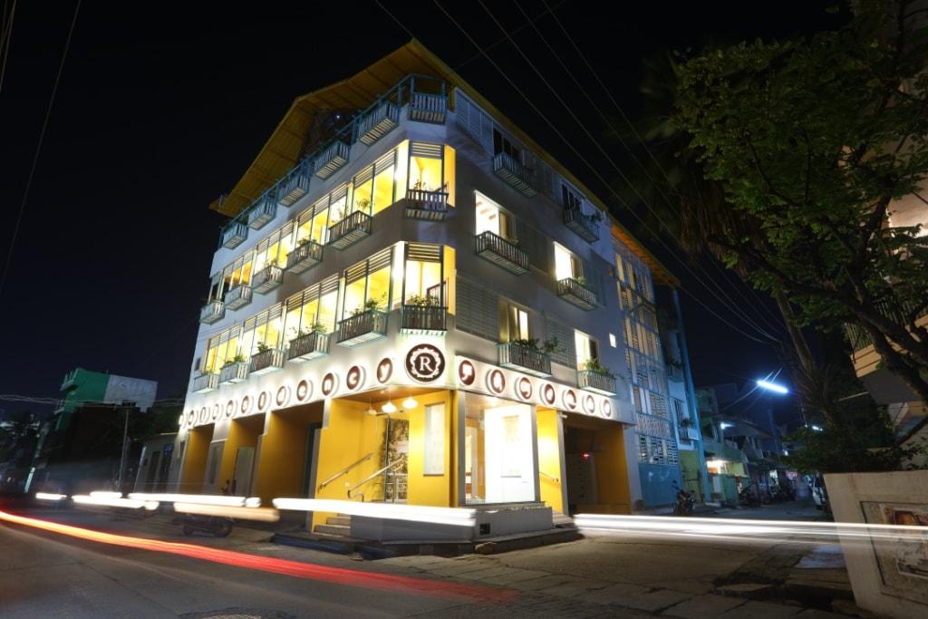 Hotell Pondicherry dating